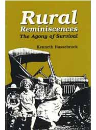 Rural Reminiscences: The Agony of Survival (hardback)