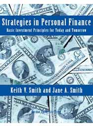 Strategies in Personal Finance: Basic Investment Principles for Today and Tomorrow (paperback)