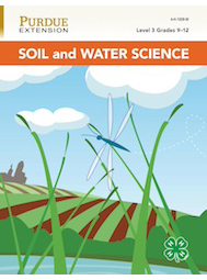 4-H Soil and Water Science, Level 3 Grades 9-12 (PDF)