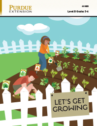 4-H Garden Level B: Let's Get Growing