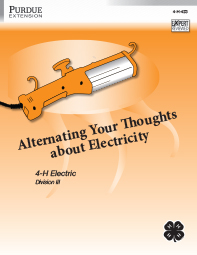 4-H Electric III: Alternating Your Thoughts about Electricity