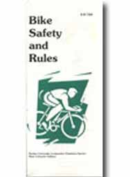 Bike Safety and Rules (25/pkg)