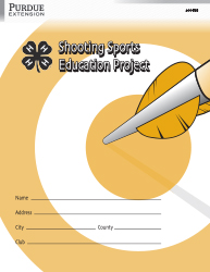 4-H Shooting Sports Education Project 10/pkg