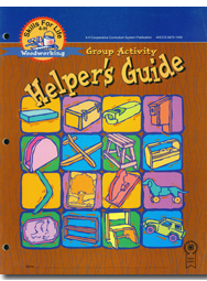 Woodworking Helper's Guide