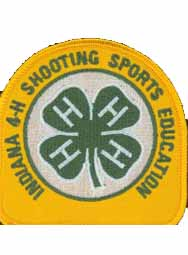 Brassards, Shooting Sports Education Patches (10/pkg)