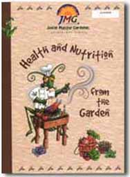 Junior Master Gardener Health and Nutrition from the Garden