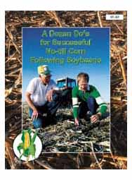 A Dozen Do's for Successful No-Till Corn Following Soybeans