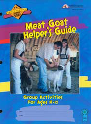 Meat Goats Helper's Guide