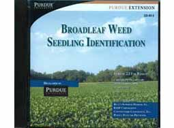 Broadleaf Weed Seedling Identification CD