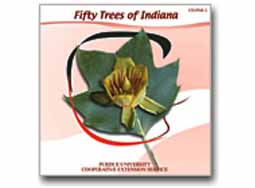 Fifty Trees of Indiana CD