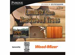 Lumber from Hardwood Trees