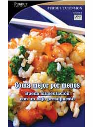 Eat Right for Less - FNP Cookbook (Spanish)
