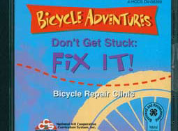 Bicycle - Don't Get Stuck: Fix It DVD