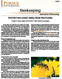 Protecting Honey Bees from Pesticides