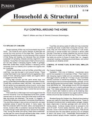 Fly Control Around the Home