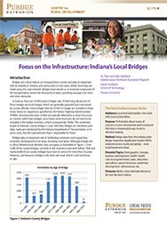 Focus on the Infrastructure: Indiana's Local Bridges