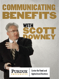 Scott Downey: Communicating Benefits to Your Customer (Online Webinar)