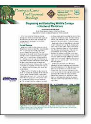 Diagnosing and Controlling Wildlife Damage