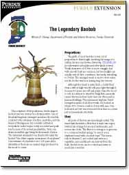 The Legendary Baobab