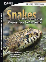 Snakes of the Central and Northeastern United States