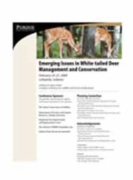 Emerging Issues in White-tailed Deer Management and Conservation