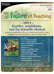 The Nature of Teaching, Unit 3: Reptiles, Amphibians, and the Scientific Method