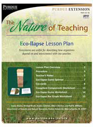 The Nature of Teaching: Eco-llapse Lesson Plan