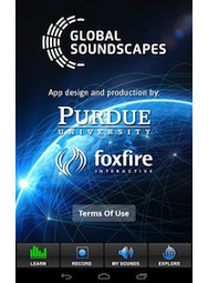 Soundscape Recorder (Android App)