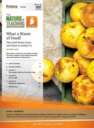 What a Waste of Food! Lesson Plans and PowerPoint