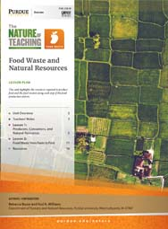 Food Waste and Natural Resources Lesson Plans