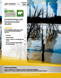 The Nature of Teaching: Ecotoxicology and Environmental Health