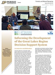 Informing the Development of the Great Lakes Region Decision Support System