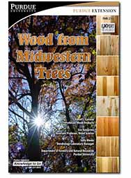 Wood from Midwestern Trees