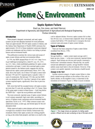 Septic System Failure