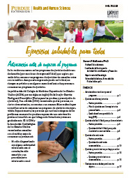 Healthy Exercises for Every Body (Spanish)
