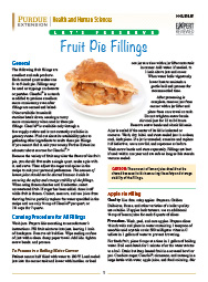 Let's Preserve: Fruit Pie Fillings