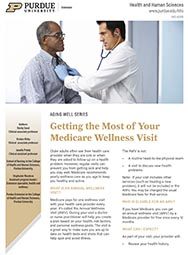 Aging Well: Getting the Most of Your Medicare Wellness Visit