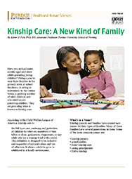 Kinship Care: A New Kind of Family