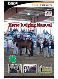 Purdue University Horse Judging Manual