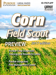 Corn Field Scout Preview app for iOS (free preview version)