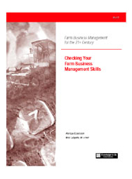 Checking Your Farm Business Management Skills
