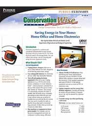 Saving Energy in Your Home: Home Electronics