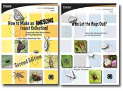 How to Make an Awesome Insect Collection and Who Let the Bugs Out? (combo)
