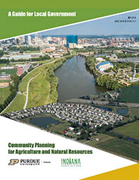 Community Planning for Agriculture and Natural Resources: A Guide for Local Government