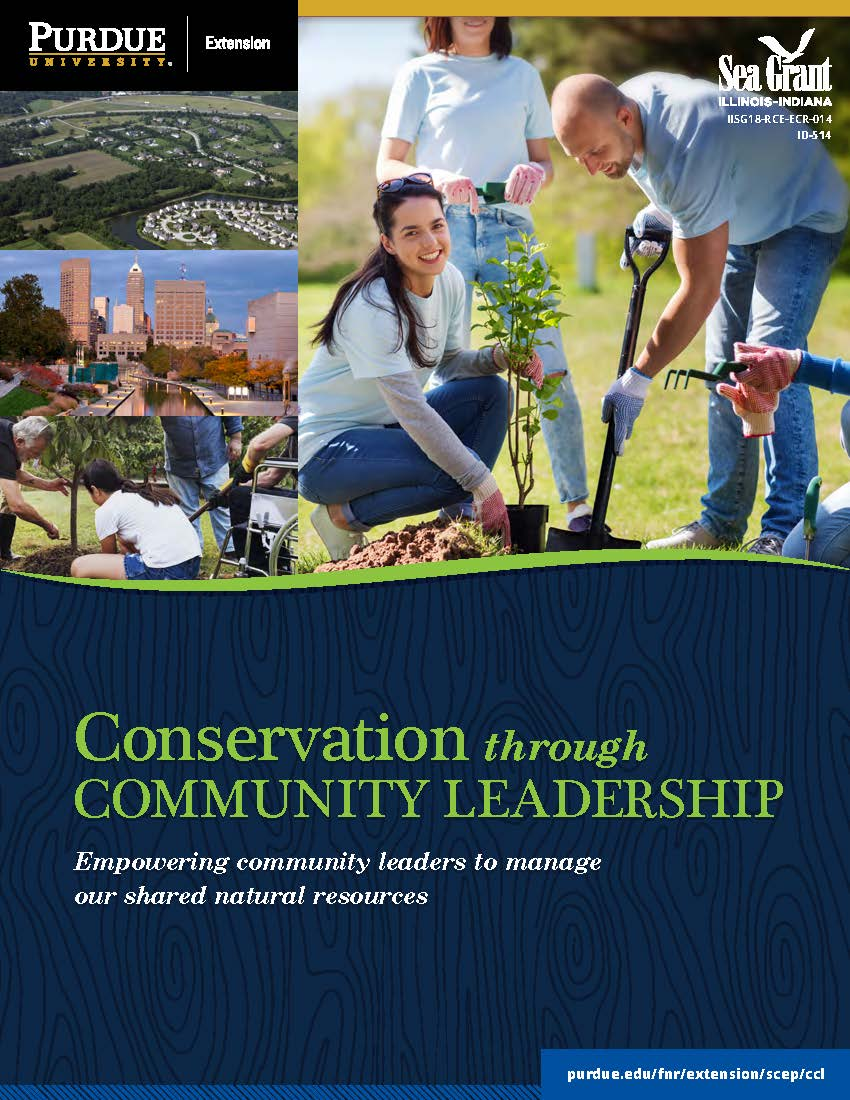 Conservation through Community Leadership