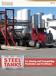 Steel Tanks for Storing and Transporting Pesticides and Fertilizers