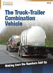 The Truck-Trailer Combination Vehicle: Making Sure the Numbers Add Up