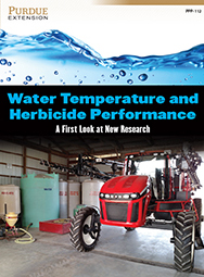 Water Temperature and Herbicide Performance: A First Look at New Research