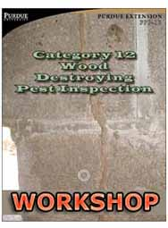 Registration 2018 -Category 12 Wood Destroying Pest Inspection