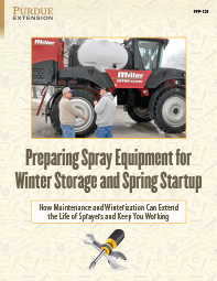 Preparing Spray Equipment for Winter Storage and Spring Startup: How Maintenance and Winterization Can Extend the Life of Sprayers and Keep You Working